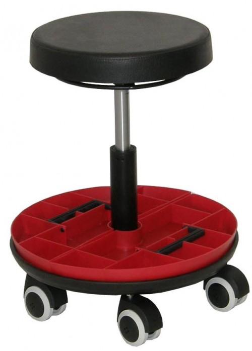 mey chairs arbeitshocker assistent a1s werkstatthocker mit toolbox ivo lavetti online. Black Bedroom Furniture Sets. Home Design Ideas