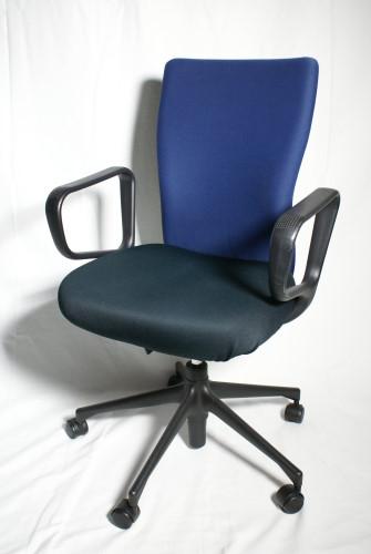 vitra b rostuhl t chair mit armlehnen ivo lavetti online vertrieb prostuhl shop. Black Bedroom Furniture Sets. Home Design Ideas